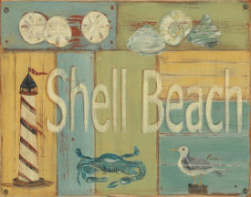 Grace Pullen - Shell Beach