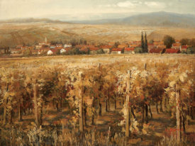 K. Adams - Italian Golden Vineyard