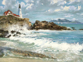 Lidia Dynner - Lighthouse