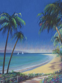 Fred Fieber - Tropical Path I
