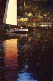 Brent Lynch - New England Sunset Sail