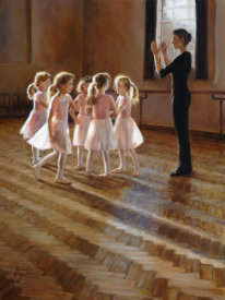 Amanda Jackson - The Dance Class