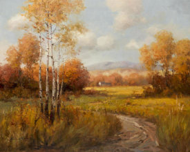 K Park - Countryside in the Fall