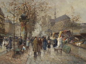 Hovely - Pluvieux Market