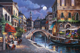 James Lee - Streets of Venice II