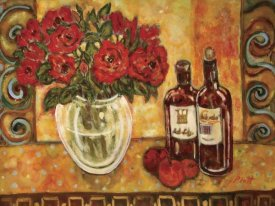 Lorraine Platt - Roses and Wine