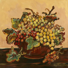 Suzanne Etienne - Bowl of Grapes
