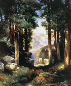 Thomas Moran - Grand Canyon of the Colorado