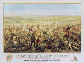 Anonymous - Custer's Last Fight
