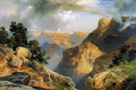 Thomas Moran - Grand Canyon