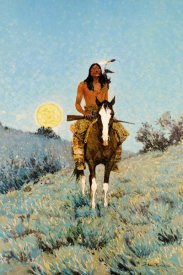 Frederic Remington - The Outlier