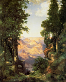 Thomas Moran - The Grand Canyon 1919