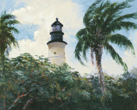 Michael R. Miller - Key West Lighthouse
