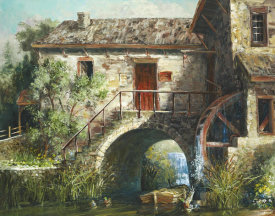 Michael R. Miller - The Old Stone Mill