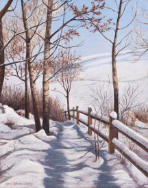 Lene Alston Casey - Fresh Snow