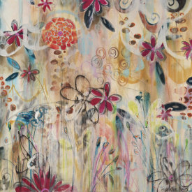Joan Elan Davis - Garden of Summer's Renewal