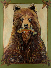 Suzanne Etienne - Brown Bear