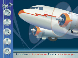 David Grandin - Fly to Paris