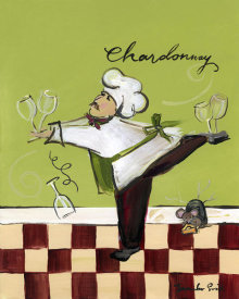 Jennifer Sosik - Wine Chef Chardonnay