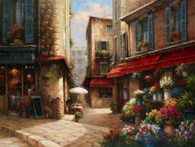 Han Chang - Flower Market Lane