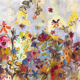 Joan Elan Davis - Garden of Honesty