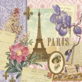 Studio Curioso - Springtime in Paris I