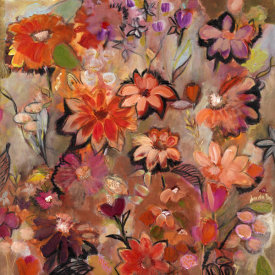 Joan Elan Davis - Garden of a Joyful Day
