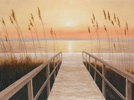 Diane Romanello - Walkway to Sea