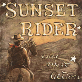 Janet Kruskamp - Sunset Rider