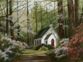 Lene Alston Casey - Spring Hope Horizontal
