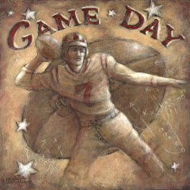 Janet Kruskamp - Game Day