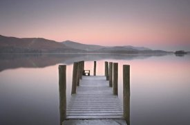 John Potter - Derwent Water Jetty Sunrise