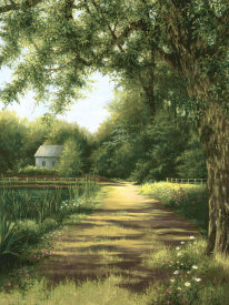 Lene Alston Casey - Pond House