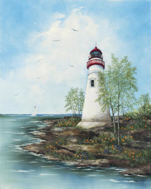 Sherry Masters - Marblehead Light