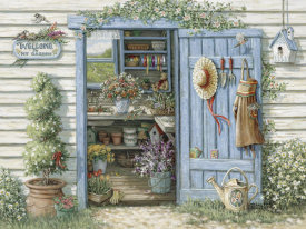Janet Kruskamp - Welcome To My Garden