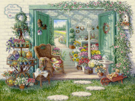 Janet Kruskamp - The Blossom Shoppe