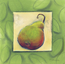 Dona Turner - Yellow Pear Blushing