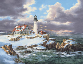 Rudi Reichardt - Portland Head Lighthouse