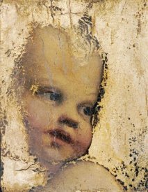 Antonio Allegri - The Head of a Child - a Fragment