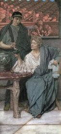 Sir Lawrence Alma-Tadema - The Roman Wine-Tasters