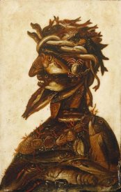 Giuseppe Arcimboldo - The Four Elements - Water