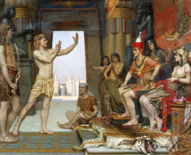 Reginald Arthur - Joseph Interpreting Pharaoh's Dream