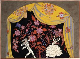 Georges Barbier - The Flamenco