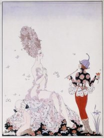 Georges Barbier - Mother Nature