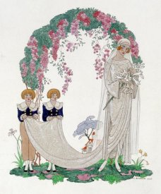 Georges Barbier - The Bride