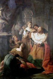 Pompeo Girolamo Batoni - Solomon Worshipping False Gods