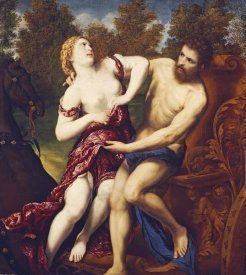 Paris Bordone - The Rape of Proserpine