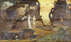 Hieronymus Bosch - An Angel With a Soul at The Edge of Hell