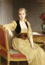 William-Adolphe Bouguereau - Lady Maxwell