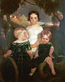 Ford Maddox Brown - The Bromley Children